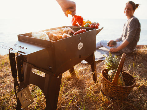 7 Reasons to have portable charcoal BBQ grill