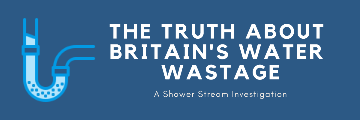 The Shocking Truth about Britain's Water Wastage