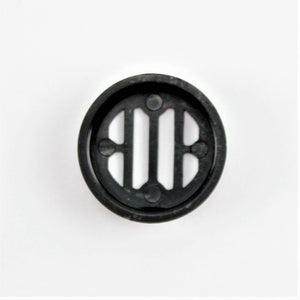 Mineral Ball Retaining Grill for 3 Function Ionic Shower Head