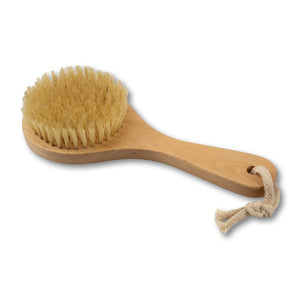 Short Handle Body Scrub Brush - ShowerStream.co.uk