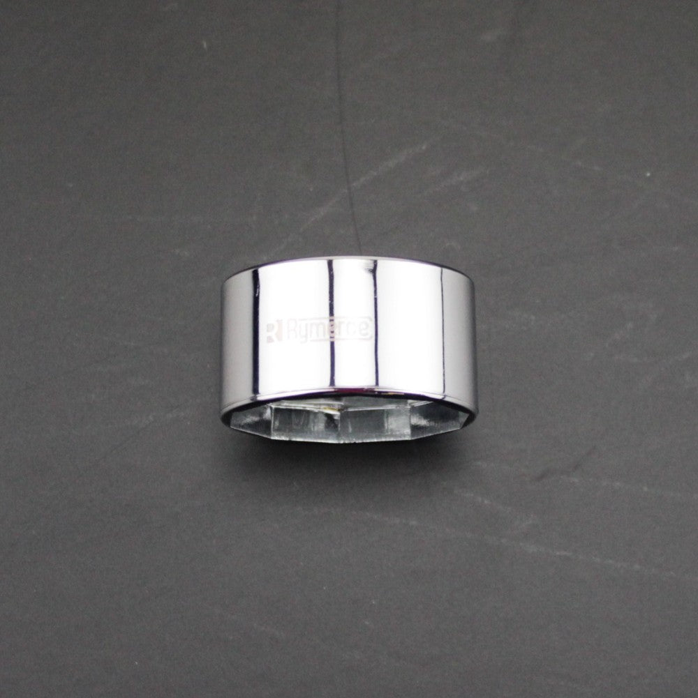 Chrome Collar for 3 Function Ionic Shower Head