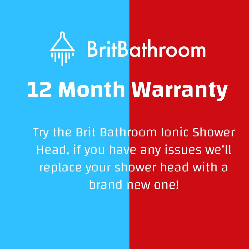 Brit Bathroom Ionic Shower Head