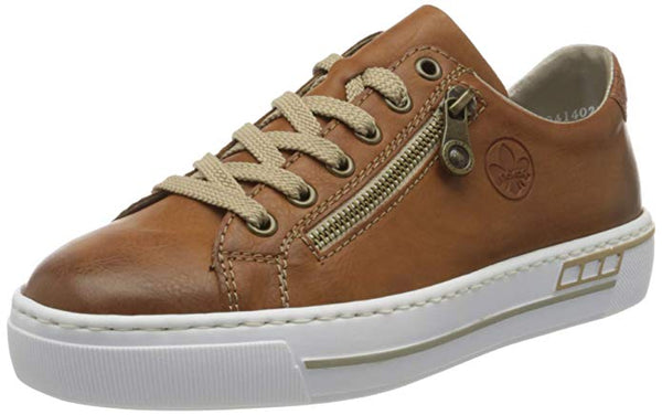 Rieker L88C2-24 Tan Brown