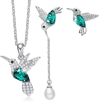 Hummingbird Jewelry Sets