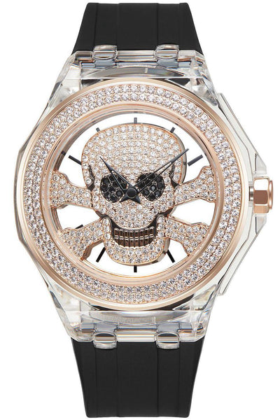 D31560 - Skeleton Dial - Davena watches