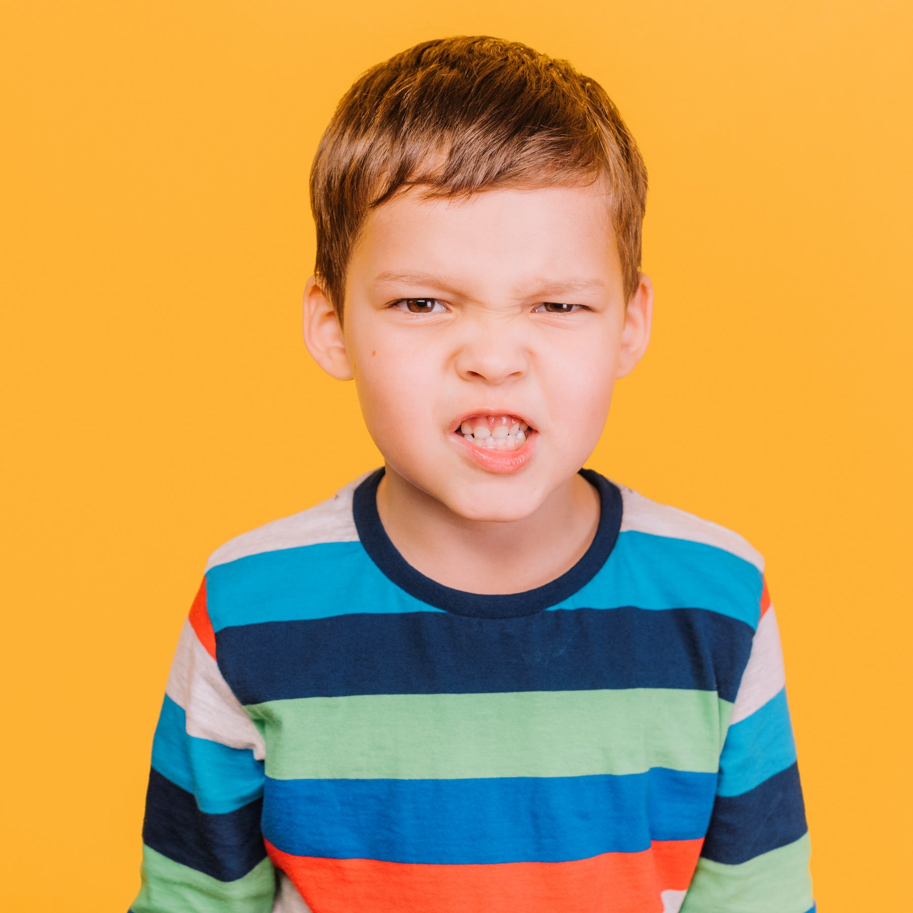 How to deal with your child's temper tantrums