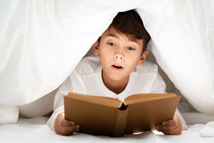 Getting your kids to pick up reading as a hobby