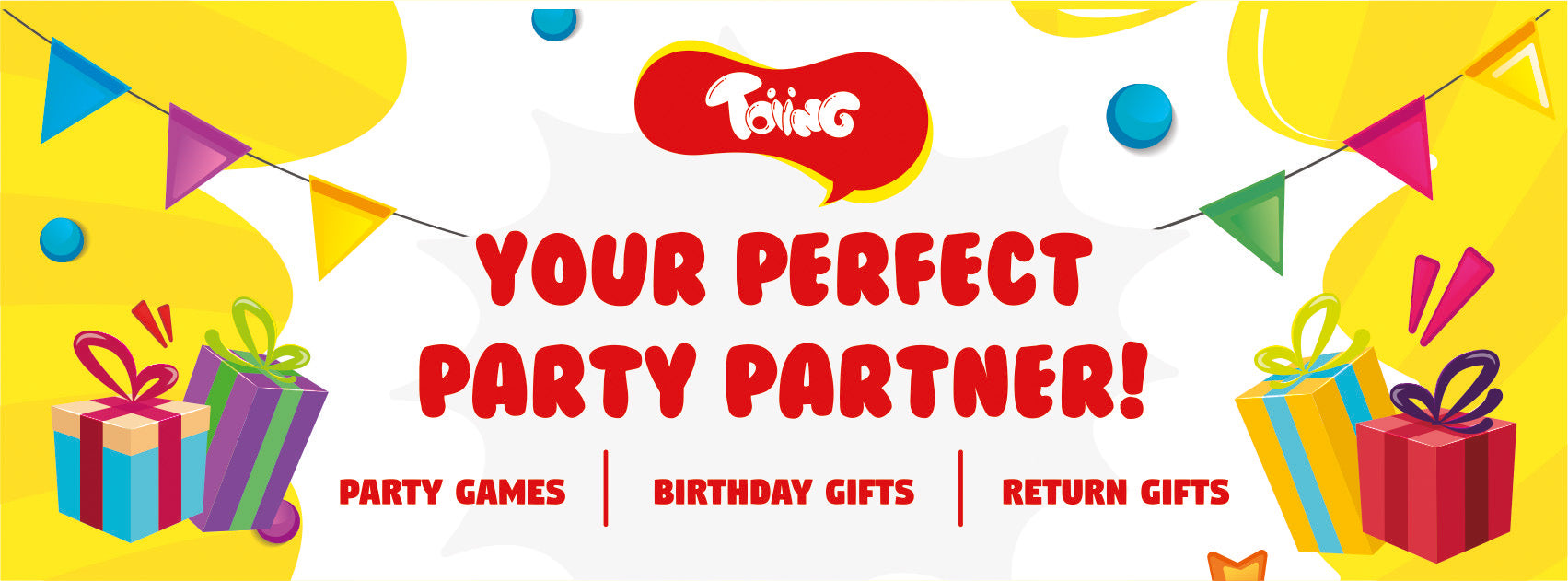 Toiing your perfect party partner