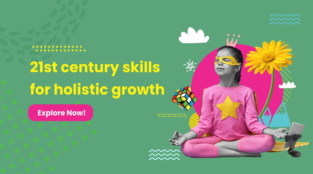 21st century life skills for kids' holistic growth. Join YouTube Champ Camp with Cyrus Broacha
