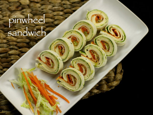 pinwheel sandwiches for kids