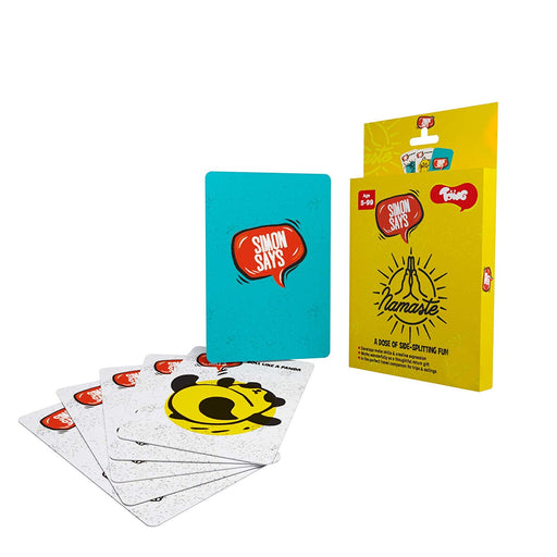 Toiing Simon Says Party Card Games for Kids