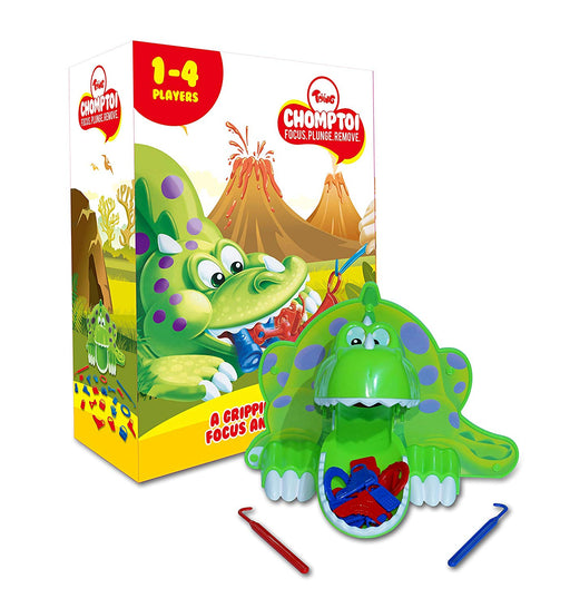 Chomptoi - Board Game & Fun Birthday Gift Toy for Boys and Girl