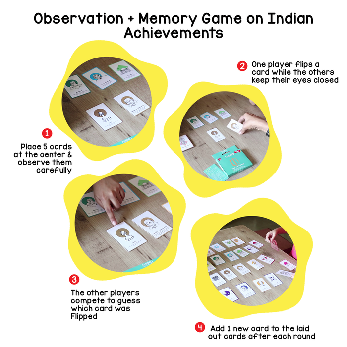 Flipped: Educational Card Game For Improving Memory