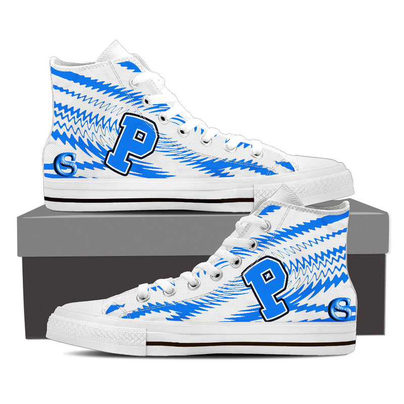 PIEDMONT Men's High Tops - HYPE RIP-L
