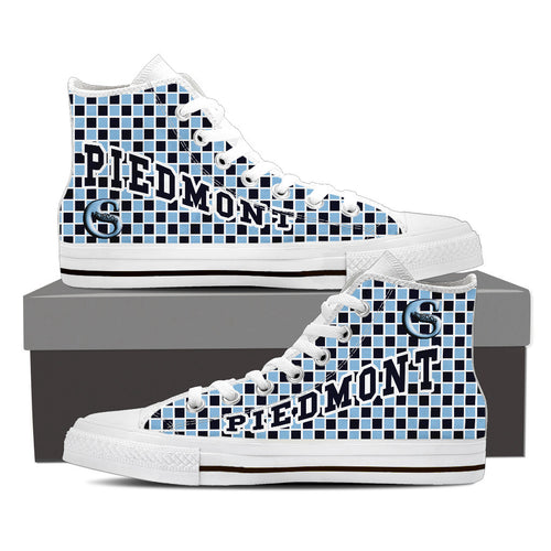 Piedmont Union NC Women's High Tops