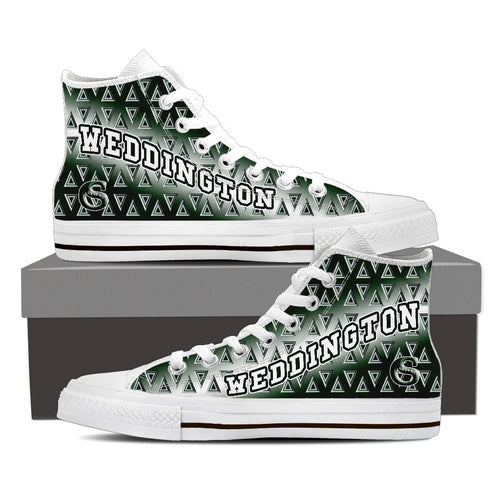 Weddington Girls High Tops - TRI-ANGEL