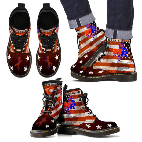 Marvin Ridge Flag Spirit Boots