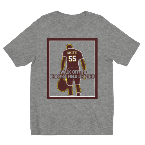 Sun Valley Union NC - Football Walk Off Shirt