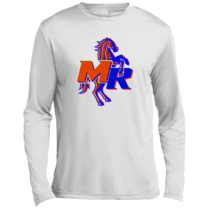 Marvin Ridge - Tall Long Sleeve Moisture Absorbing Shirt