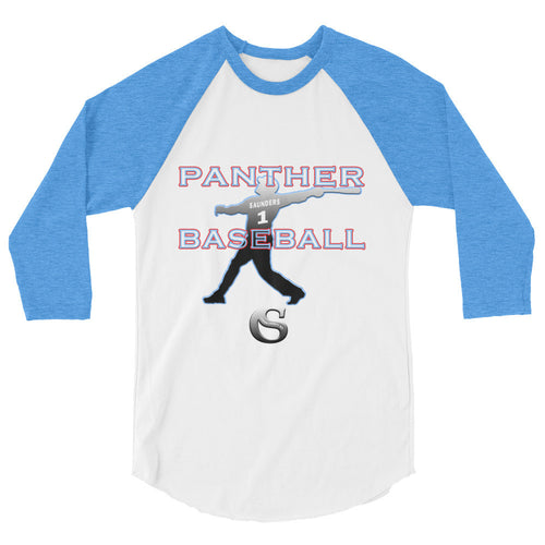 Piedmont Union NC Baseball Knockout Raglan