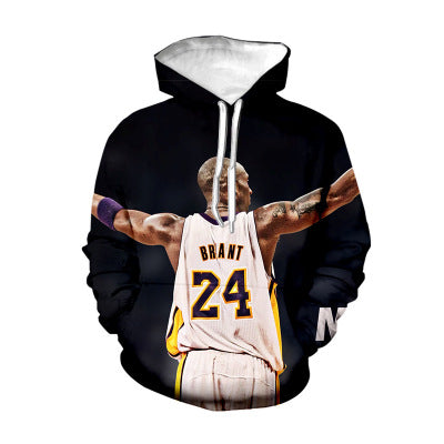 🏀Global limit of 240 pieces🏀 Kobe Bryant Hoodie(Buy 2+ and enjoy 10% discount)