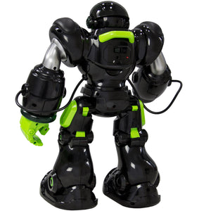 Remote-Control Intelligent Action Robot - Black