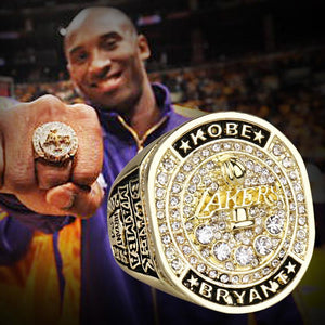 Lakers Kobe Championship Ring Souvenir (Limited Sale 240)
