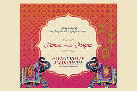 The Mughal Era - Save the Date