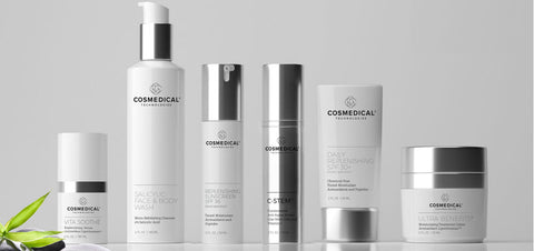 Skin Care Regimen | CosMedical Technologies