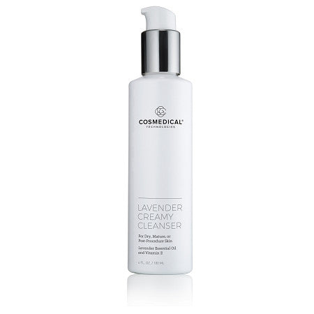 Lavender Creamy Cleanser - CosMedical Technologies