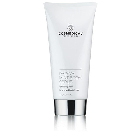 Papaya Mint Body Scrub - CosMedical Technologies