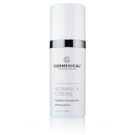 Vitamin K Crème 30ML Tester - CosMedical Technologies