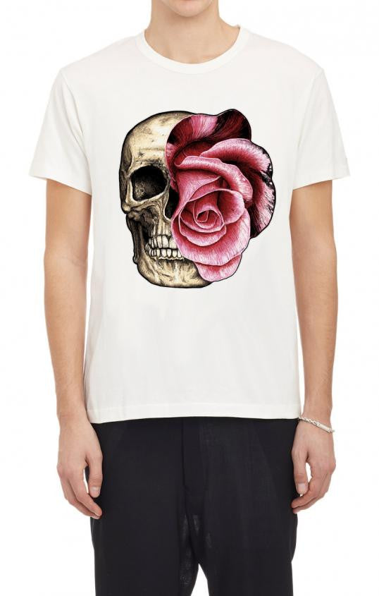 SKULLFLOWER T-SHIRT