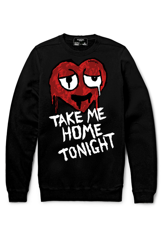 TAKE ME SWEATSHIRT