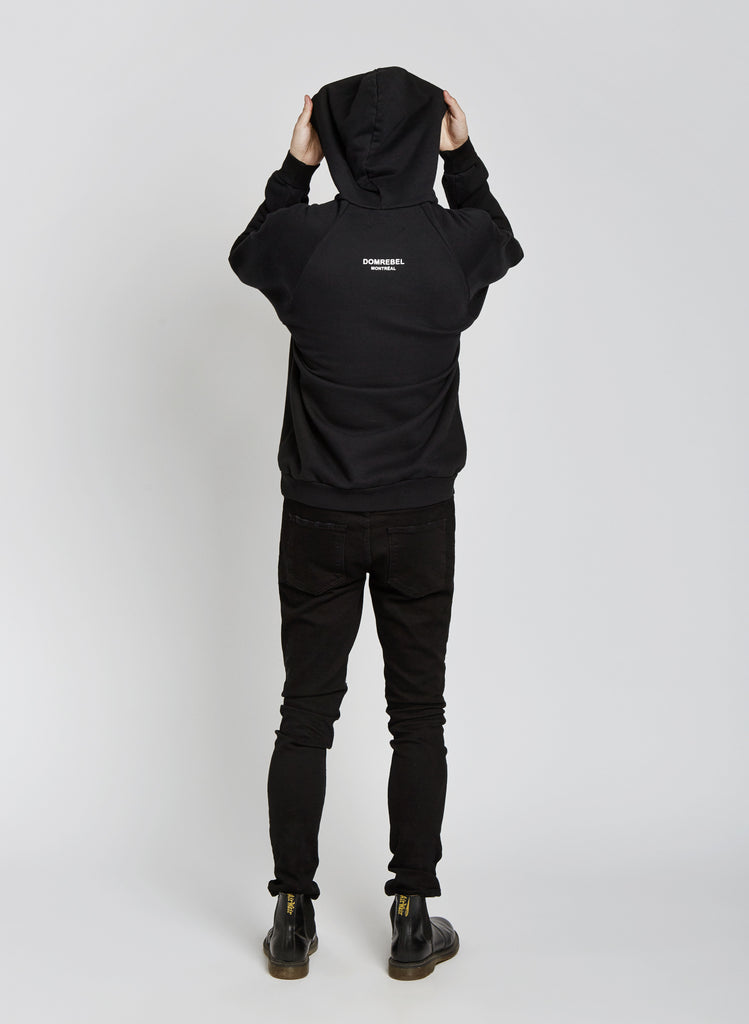BOLTFACE PULLOVER HOOD