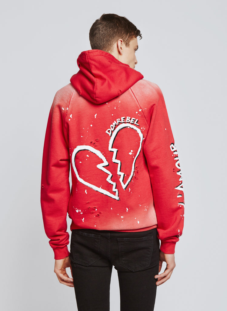 AMOUR PULLOVER HOOD