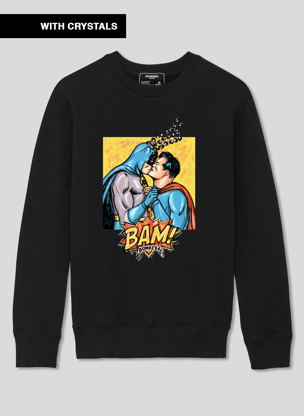 BOY KISS SWEATSHIRT