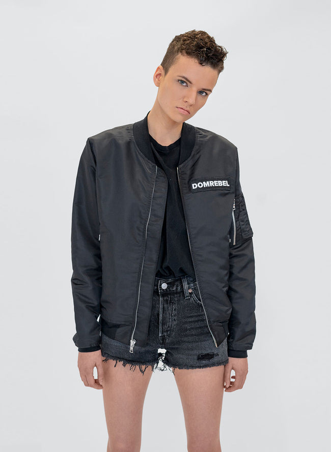 DUDE BOMBER JACKET