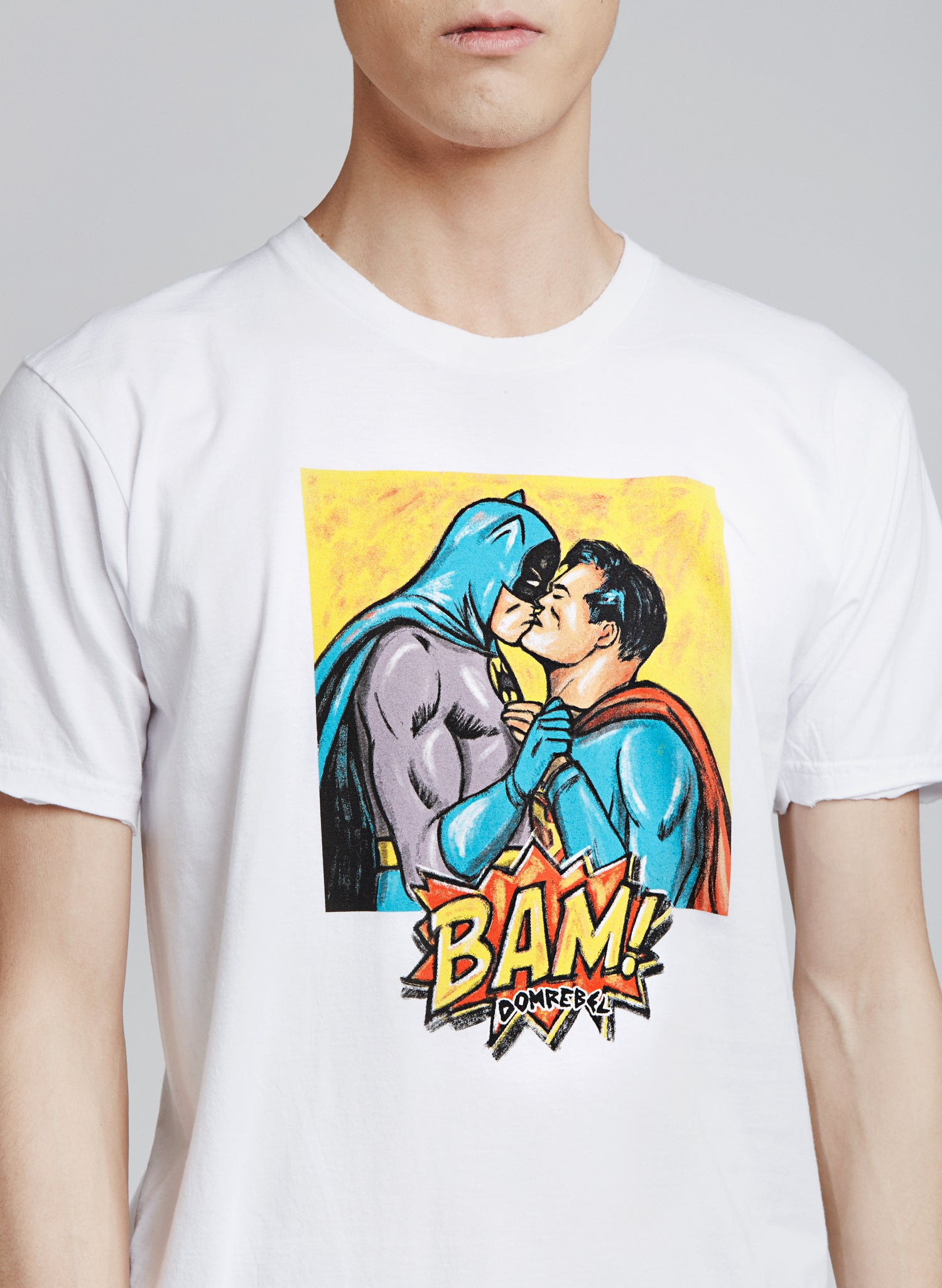 BOY KISS T-SHIRT