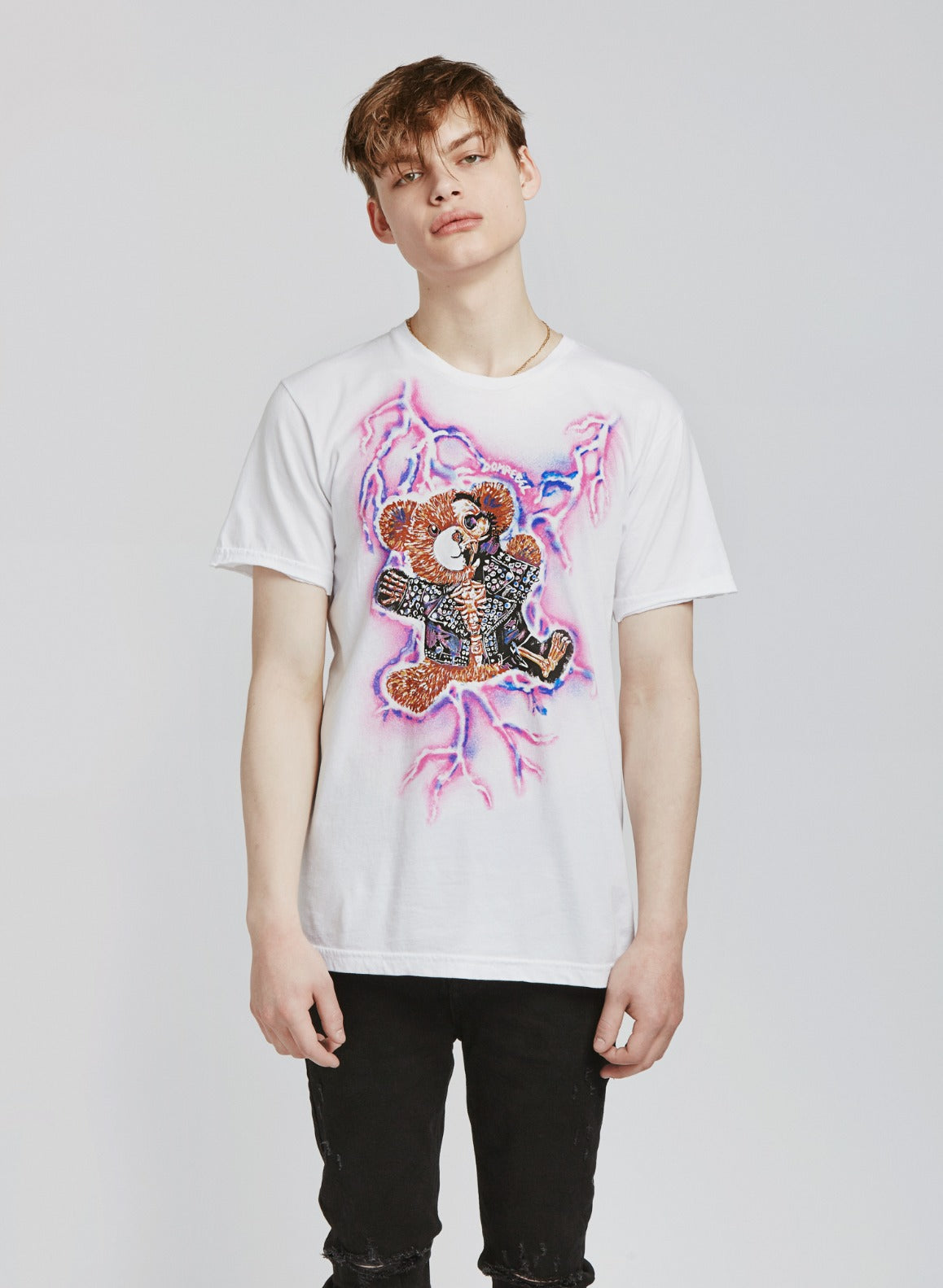 ZAPPED T-SHIRT