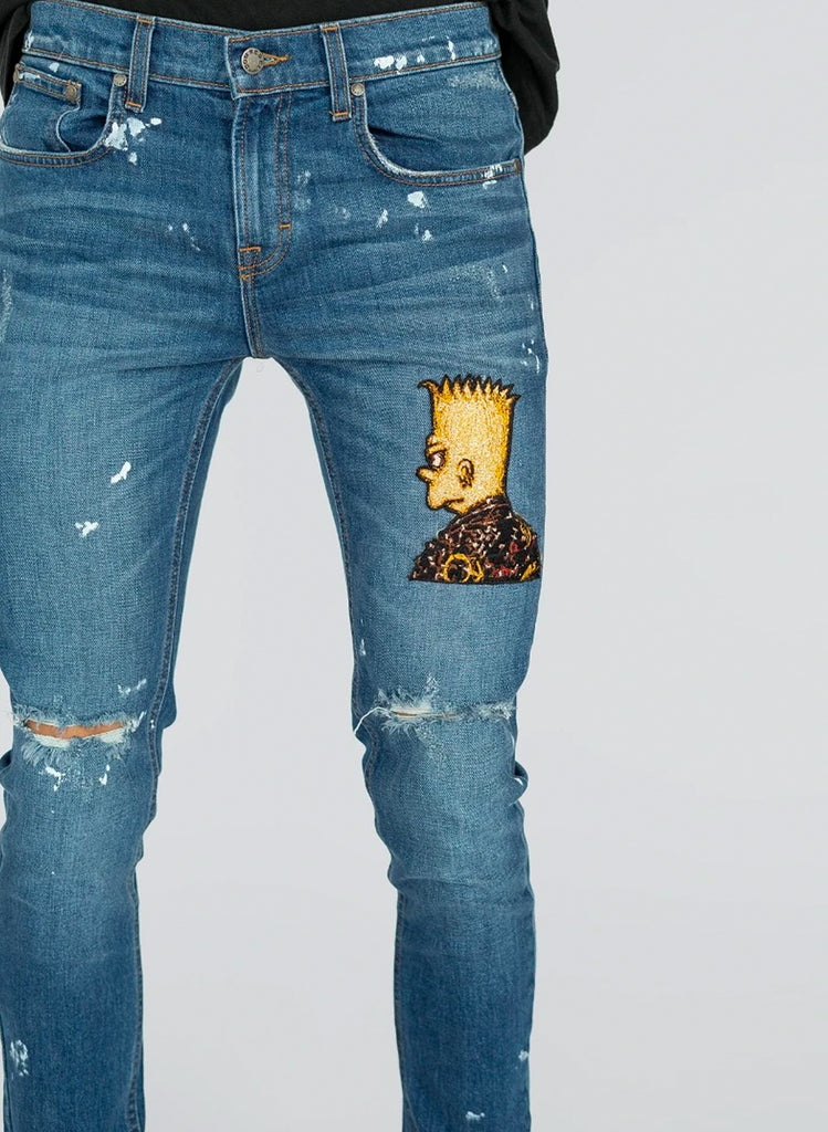DUDE JEANS