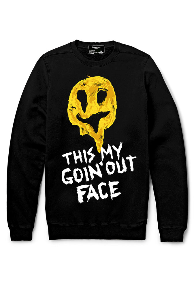 GOIN OUT SWEATSHIRT