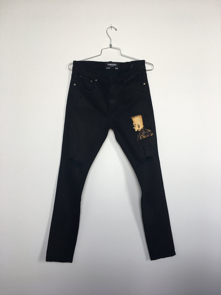 DUDE JEANS (SIZE 34)