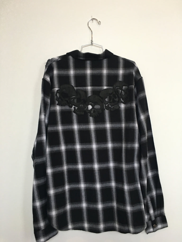 AMIGOS PLAID SHIRT (MEDIUM)