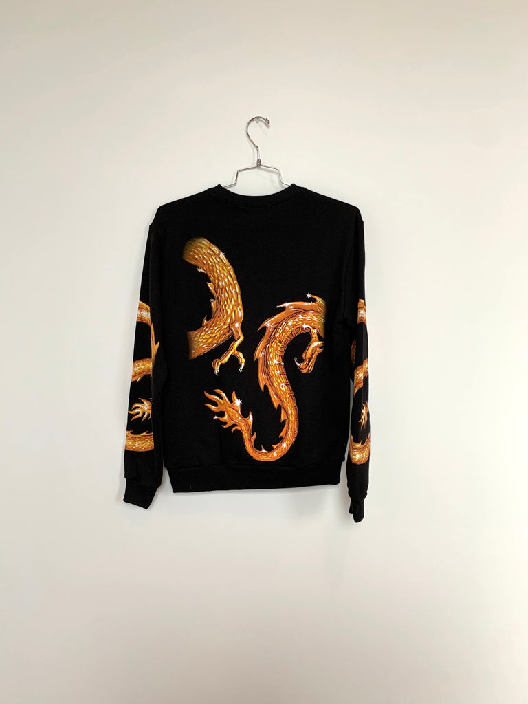 DRAGON SWEATSHIRT (MEDIUM)