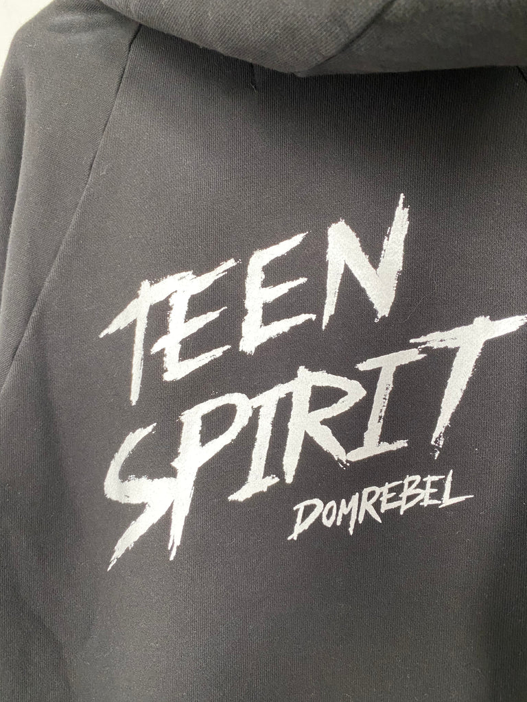 TEEN SPIRIT PULLOVER HOODIE (MEDIUM)