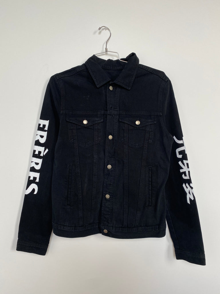DUDE JEAN JACKET SAMPLE (MEDIUM)