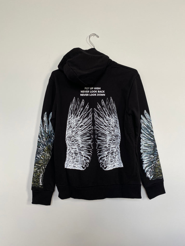 FLY ZIP HOODIE (MEDIUM)