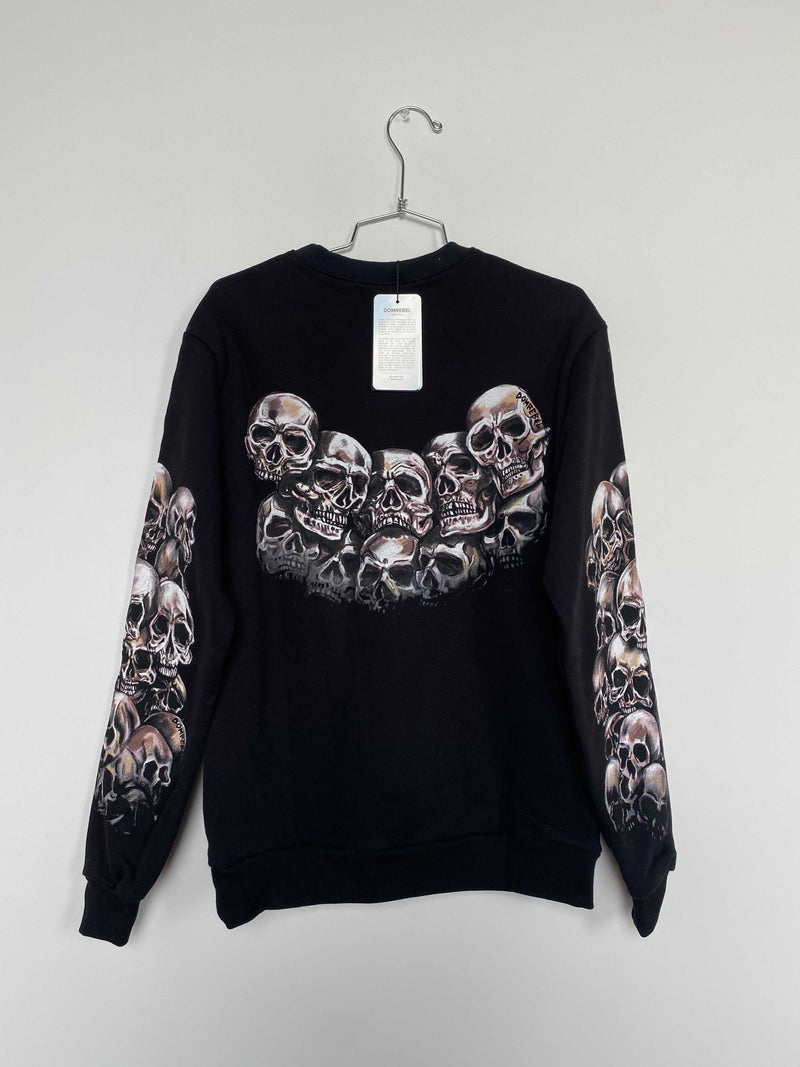HEADS SWEATSHIRT (MEDIUM)