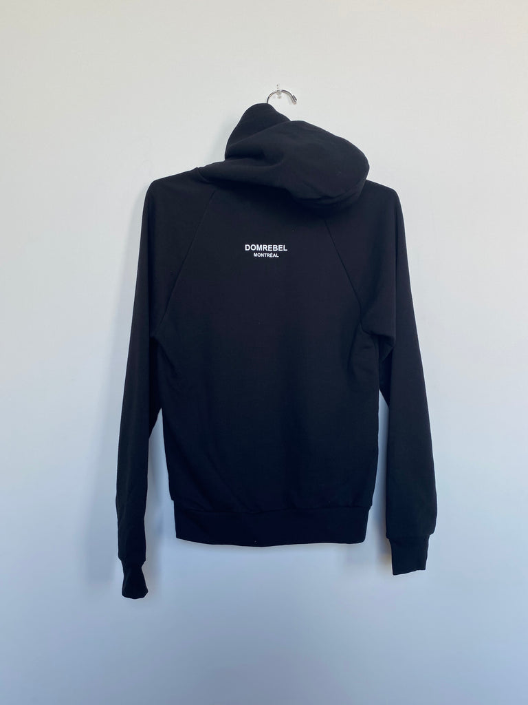 TEARS PULLOVER HOODIE (SMALL)